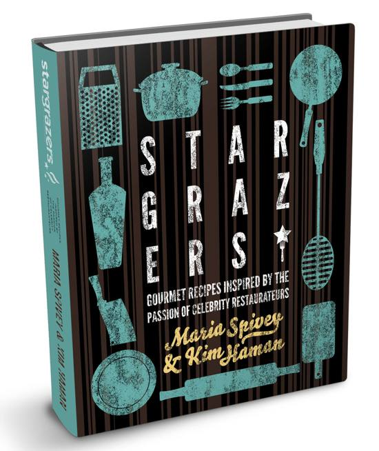 Stargrazers Cookbook! book cover