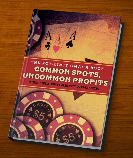 Omaha Poker! book cover