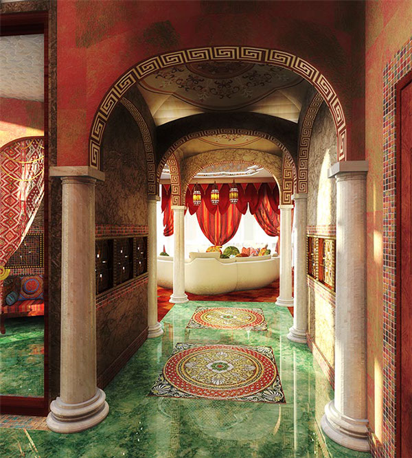 Cool Interior Design idea arabian style iterior 1.11