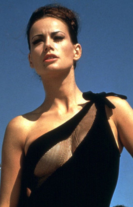 All Fascinating and Gorgeous Bond girls