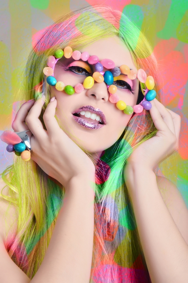 Sweet Candy Girls Fashion Photography.24
