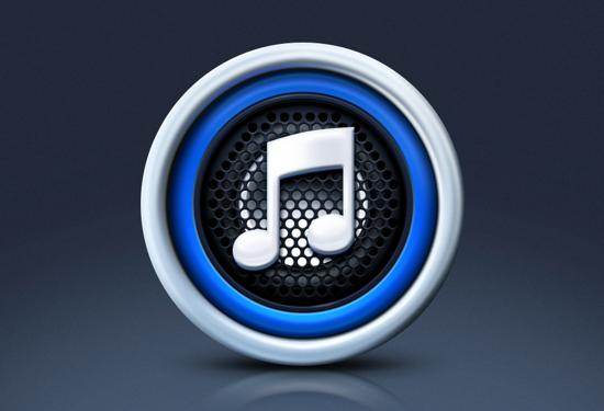 itunes icon design inspiration