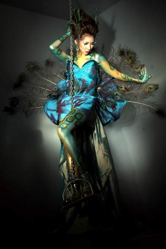 Fantasy Art Body Painting