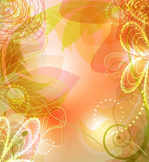 Pattern Poster Vector