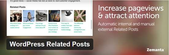 WordPress Related Posts plugins