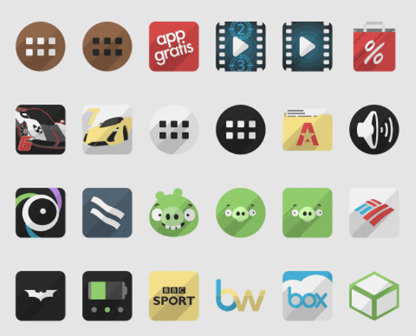 Icon Packs For Android (4)