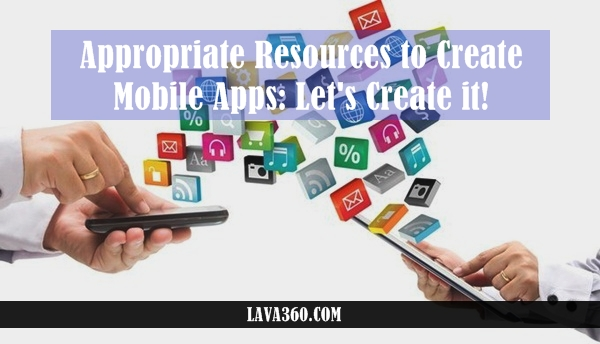Resources to Create Mobile Apps (1)
