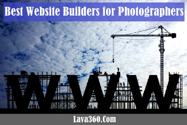 Top 15 Best Website Builders For Photographers