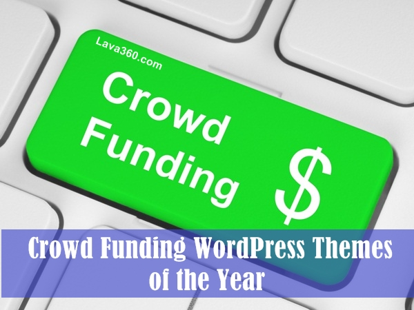 Crowd Funding WordPress Themes of the Year1.1
