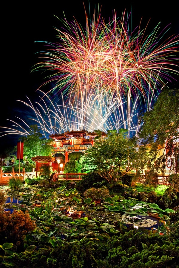 Incredible Firework Pictures1