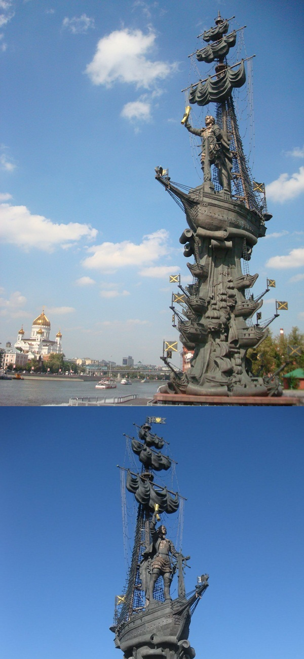 Most Popular Statues in the World8-vert