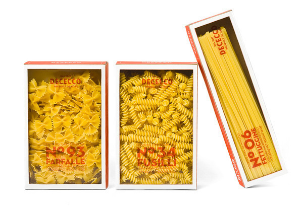 DeCecco Product Packaging Designs