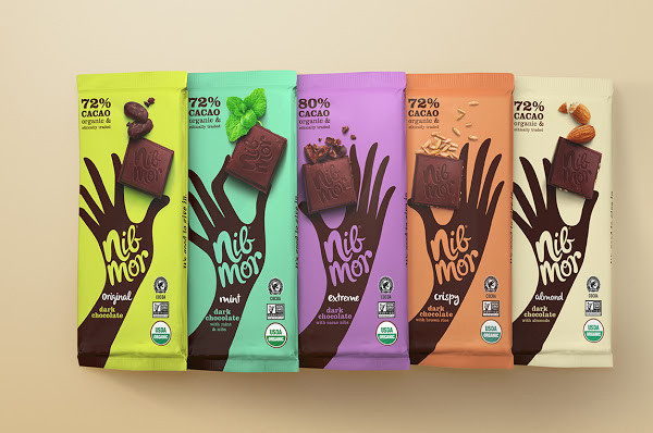 NibMor Product Packaging Designs