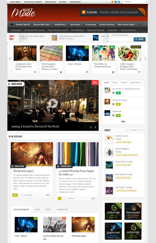 Best WordPress Review Themes6