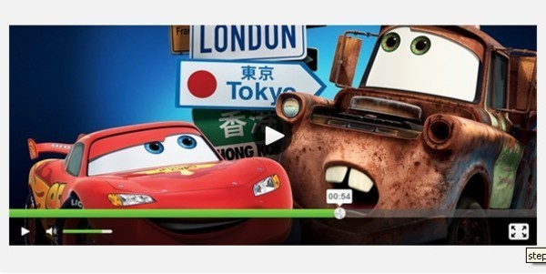 How to Create an Video Player in jQuery, HTML5 & CSS3