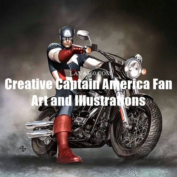 Captain America Fan Art and Illustrations1.1