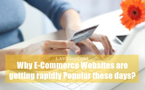 E-Commerce Websites are getting rapidly Popular1