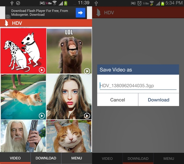 Best Android Apps to download YouTube Videos12-horz