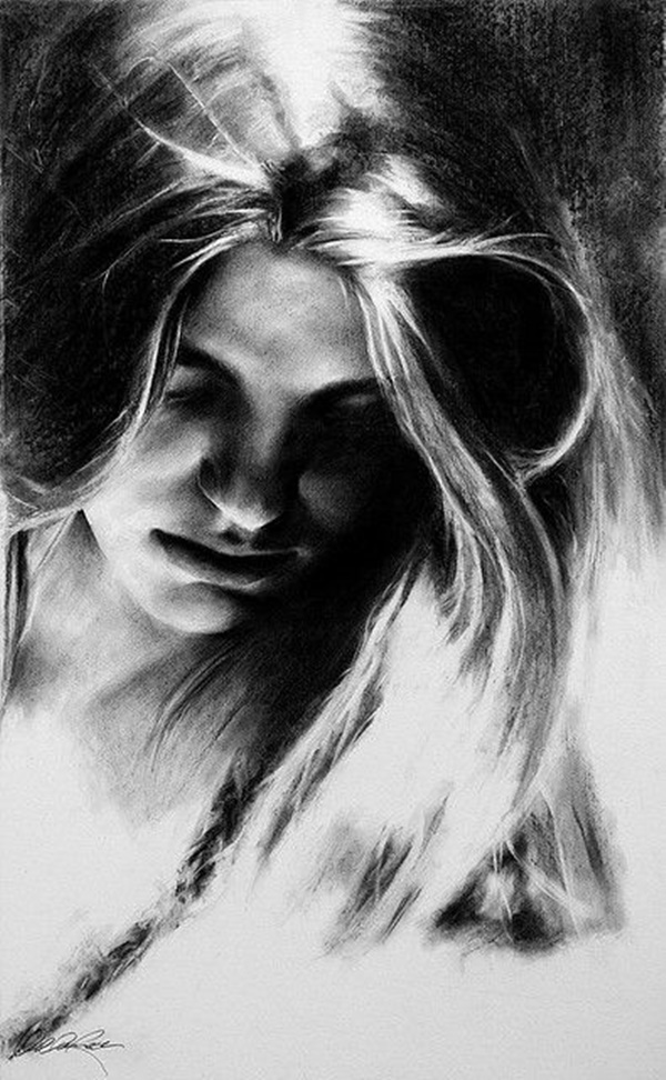 Charcoal Drawings and Sketches7