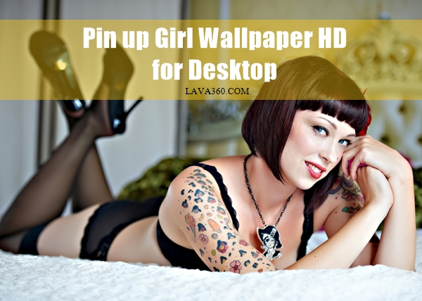 Pin up Girl Wallpaper HD for Desktop (1.2)
