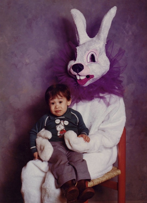 Scary Easter bunny photos and Images (17)