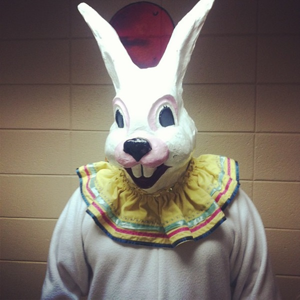 Scary Easter bunny photos and Images (29)