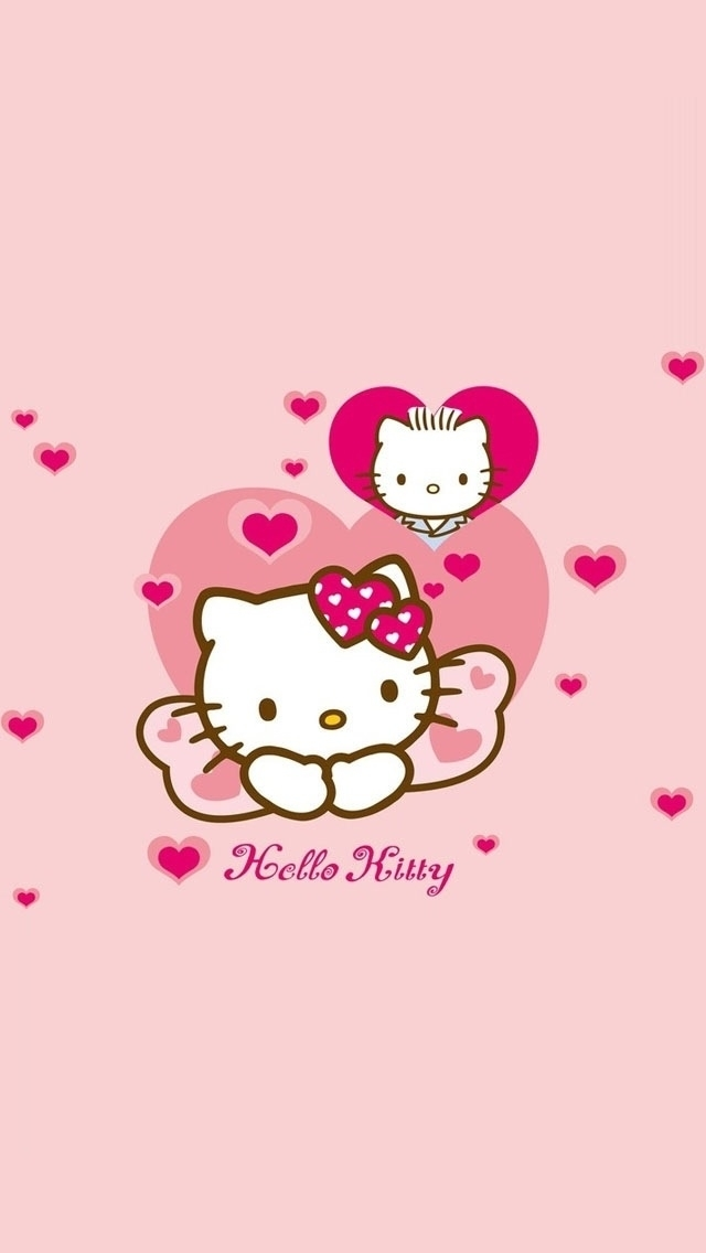 pink-background-for-iphone-wallpapers-cute-hello-kitty
