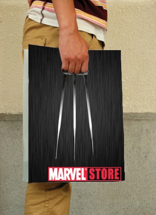 Marvel Store bag
