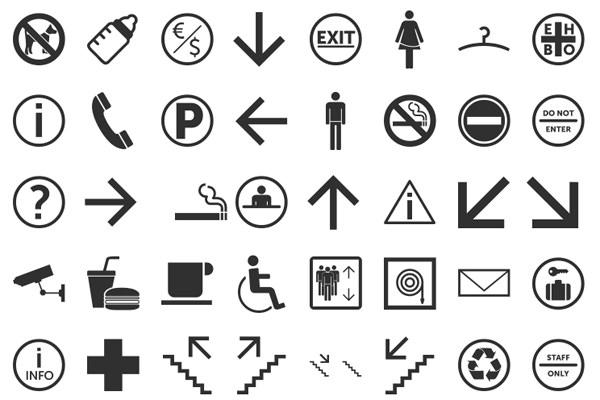 Symbol Signs by Sander Baumann