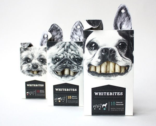WhiteBites Dog Snacks
