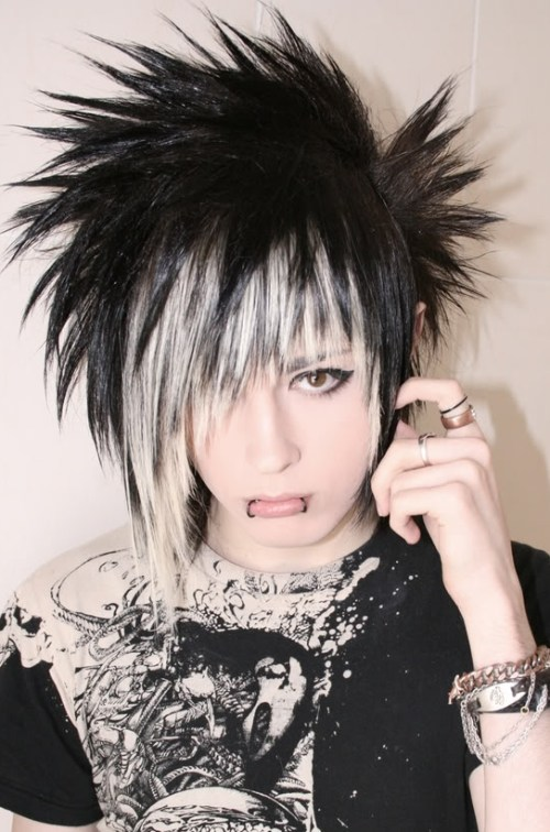 Emo Hairstyles for Guys - 04