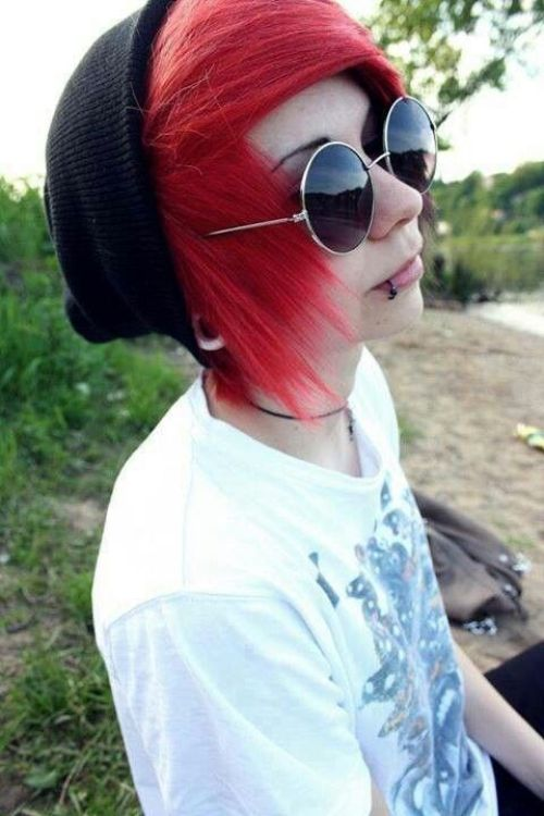 Emo Hairstyles for Guys - 08