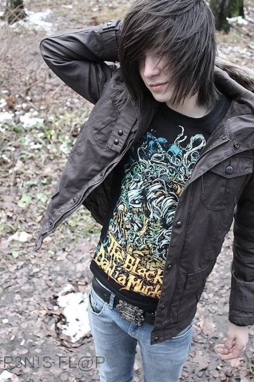 Emo Hairstyles for Guys - 22