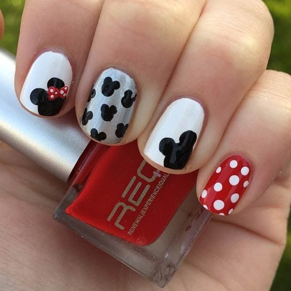 simple nail art designs (2)