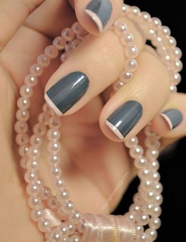 simple nail art designs (21)