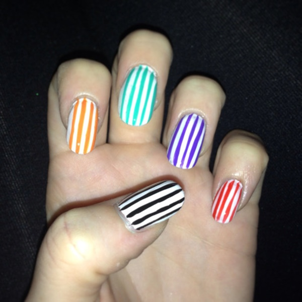 simple nail art designs (48)