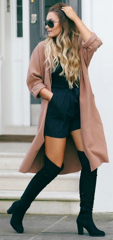 Over Knee Boots 1
