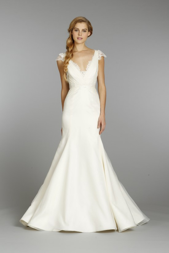 Wedding Dresses for Busty Brides