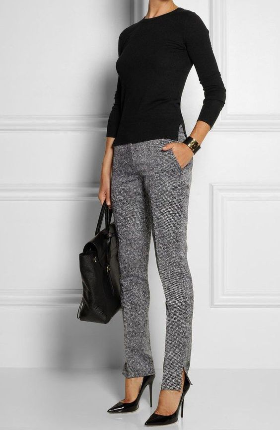 Business outfit for women 01
