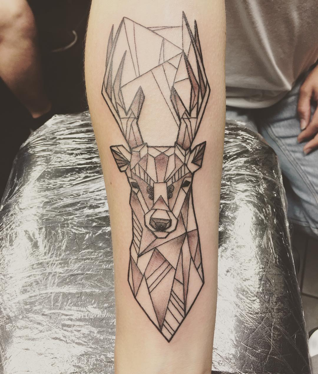 100 Delightful Blackwork Tattoo Designs: 100 Cool Line Tattoo Designs To Ink With