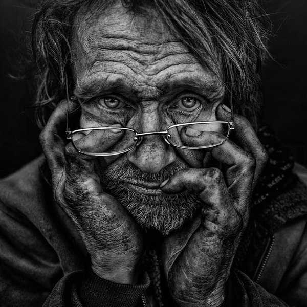 homeless people photo