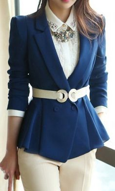 Blazer outfit choices 15