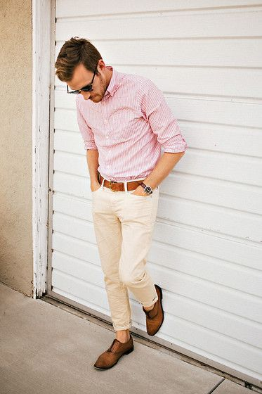Wear Pink For Men20