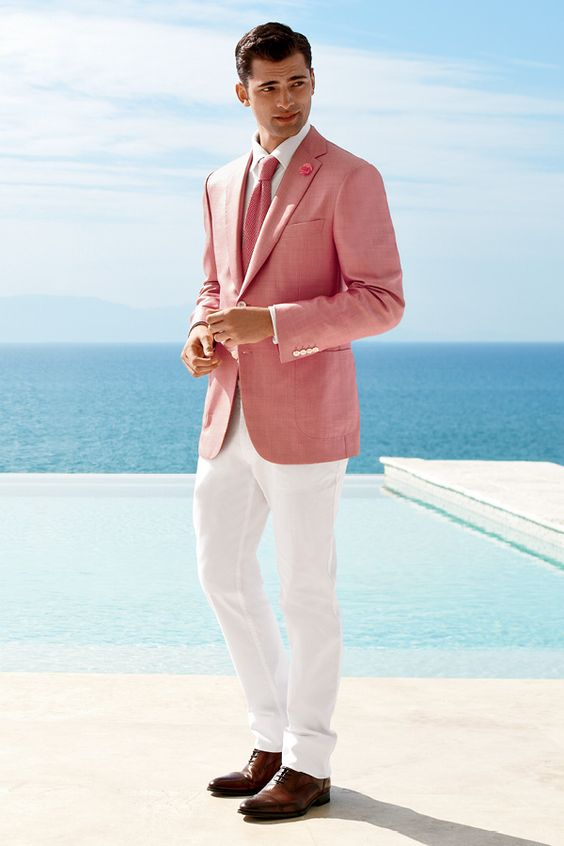 Wear Pink For Men8