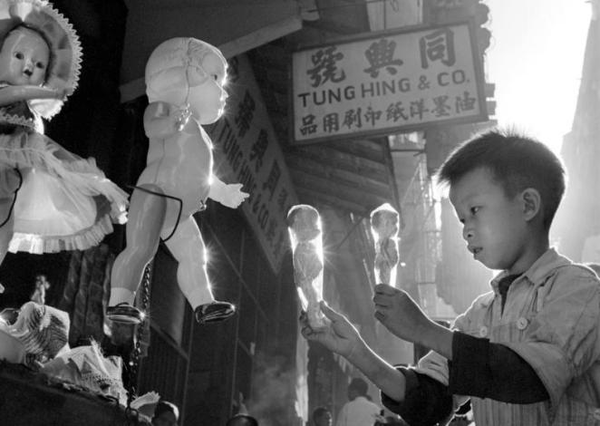 asia street photography Fan Ho