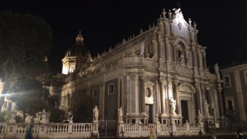 2018春のシチリア周遊ツアー⑨カターニャ〜そして出発