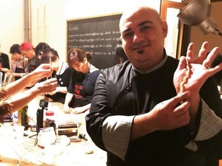 シチリア食い倒れツアー2018レポ </br>〜1日目PM 貴族の館でお茶とシチリア伝統料理レッスン!