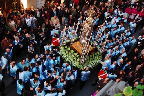イタリアの祝祭日 12月8日 無原罪の御宿り </br>インマコラータ・コンチェツィオーネ