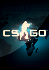 Counter-Strike: Global Offensive (CSGO) which is available to play at Lava Esports.