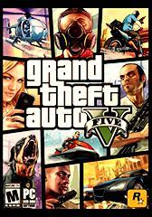 Grand Theft Auto V which is available to play at Lava Esports.